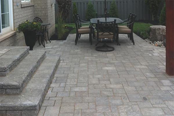 JMC Concrete And Interlocking Ltd Gallery Patios - Different types of patios